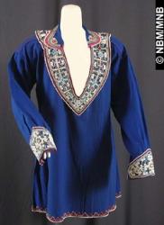 shirt, 1884-1888