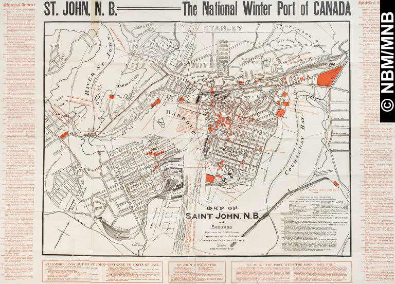 Saint John An Industrial City In Transition