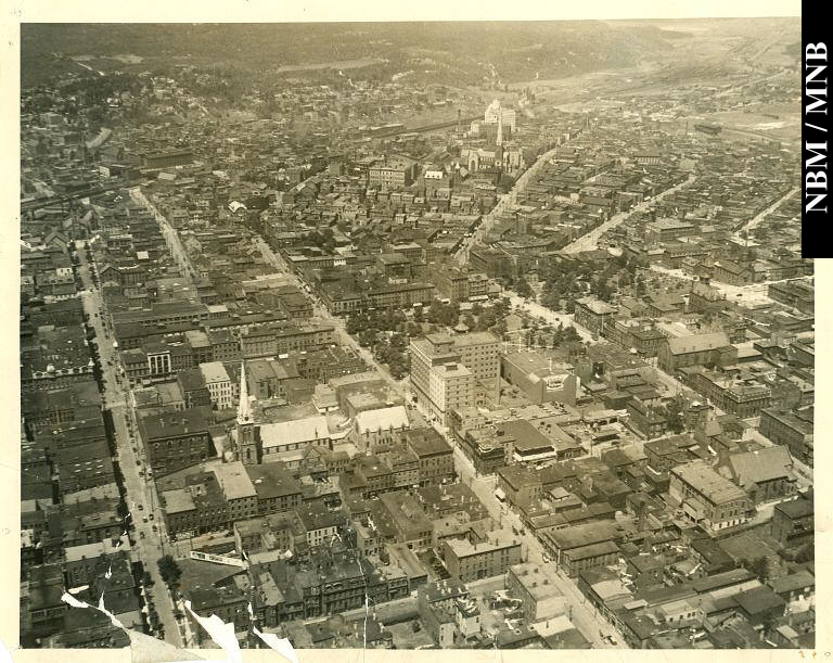 Saint John An Industrial City In Transition