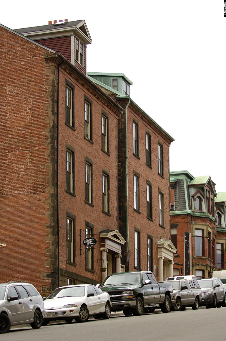 Saint John : An Industrial City In Transition